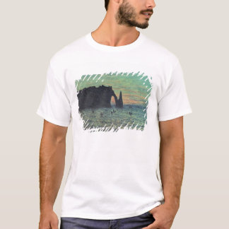Claude Monet | The Hollow Needle at Etretat, 1883 T-Shirt
