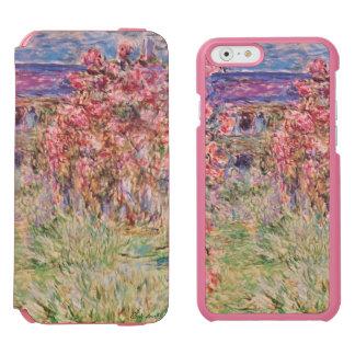 Claude Monet The House Among the Roses GalleryHD Incipio Watson™ iPhone 6 Wallet Case