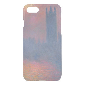 Claude Monet | The Houses of Parliament, London iPhone 8/7 Case