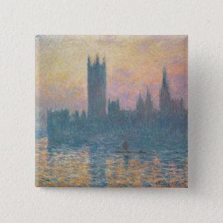 Claude Monet | The Houses of Parliament, Sunset Button