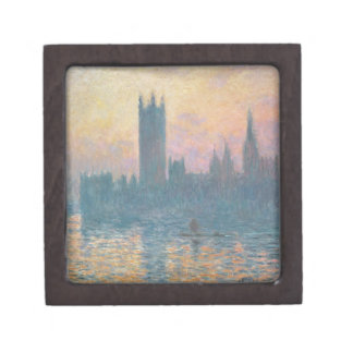 Claude Monet | The Houses of Parliament, Sunset Gift Box