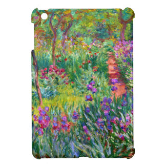 Claude Monet: The Iris Garden at Giverny Cover For The iPad Mini