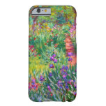 Claude Monet: The Iris Garden at Giverny iPhone 6 Case