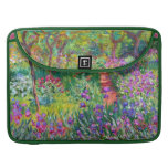 Claude Monet: The Iris Garden at Giverny MacBook Pro Sleeve