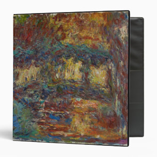 Claude Monet | The Japanese Bridge Binder