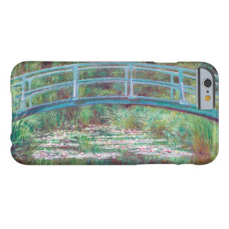 Claude Monet The Japanese Footbridge Barely There iPhone 6 Case