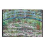 Claude Monet The Japanese Footbridge iPad Air Case