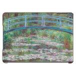 Claude Monet The Japanese Footbridge iPad Air Cases