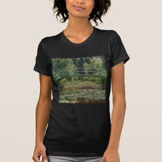 Claude Monet - The Japanese Footbridge T-Shirt