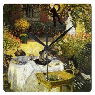 Claude Monet: The Lunch