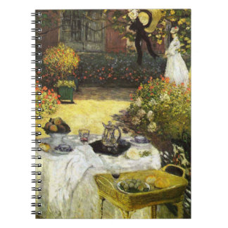Claude Monet: The Lunch Notebook