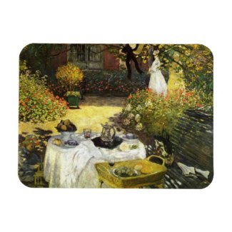 Claude Monet: The Lunch