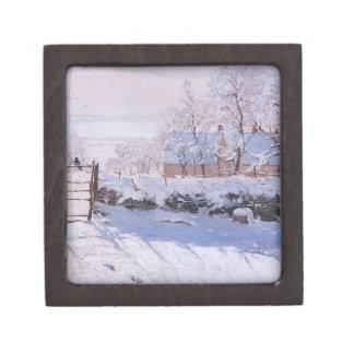 Claude Monet-The Magpie Gift Box