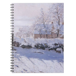 Claude Monet-The Magpie Notebook