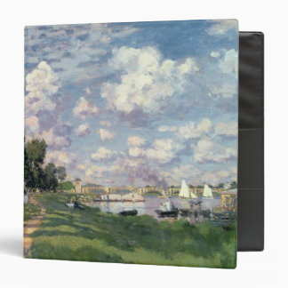 Claude Monet | The Marina at Argenteuil, 1872 Binder