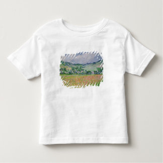 Claude Monet | The Poppy Field near Giverny, 1885 Toddler T-shirt