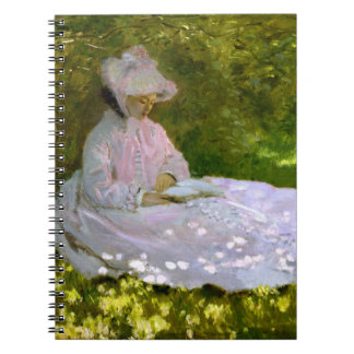 Claude Monet: The Reader Notebook