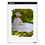 Claude Monet: The Reader Skins For iPad 3