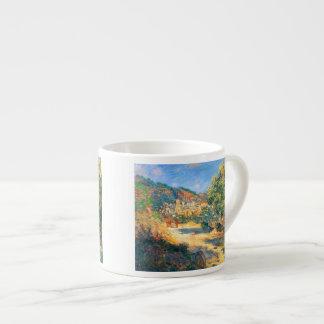 Claude Monet: The Road to Monte Carlo Espresso Cup