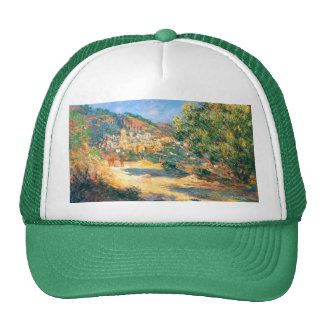 Claude Monet: The Road to Monte Carlo Trucker Hat