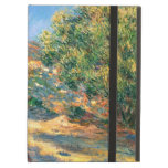 Claude Monet: The Road to Monte Carlo iPad Cover