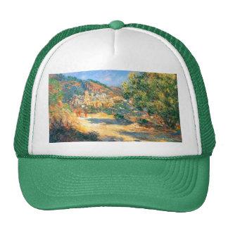 Claude Monet: The Road to Monte Carlo Trucker Hat