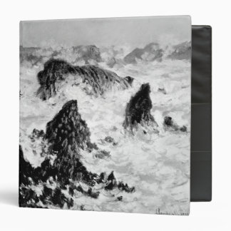 Claude Monet | The Rocks of Belle-Ile, 1886 Binder