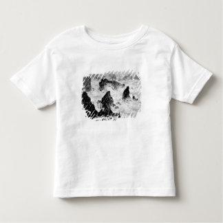 Claude Monet | The Rocks of Belle-Ile, 1886 Toddler T-shirt