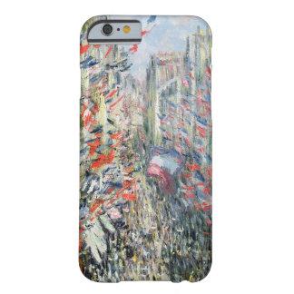 Claude Monet | The Rue Montorgueil, Paris Barely There iPhone 6 Case