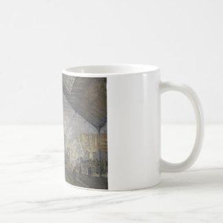 Claude Monet - The Saint-Lazare Station Coffee Mug