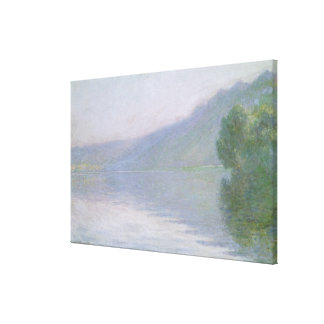 Claude Monet | The Seine at Port-Villez, 1894 Canvas Print