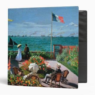 Claude Monet | The Terrace at Sainte-Adresse, 1867 Binder