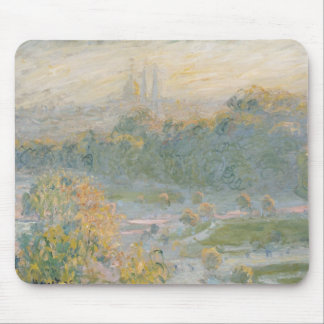 Claude Monet | The Tuileries  1875 Mouse Pad