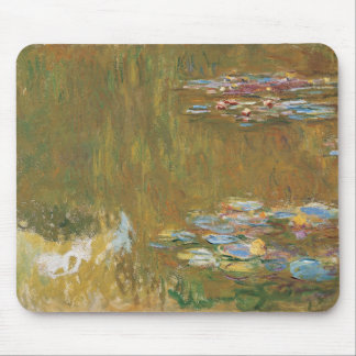 Claude Monet - The Water Lily Pond Mouse Pad