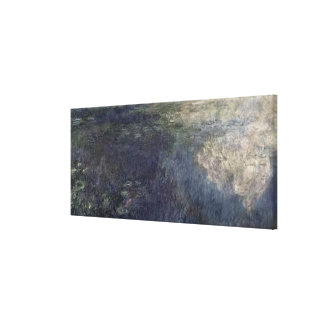 Claude Monet | The Waterlilies The Clouds 1914-18 Canvas Print