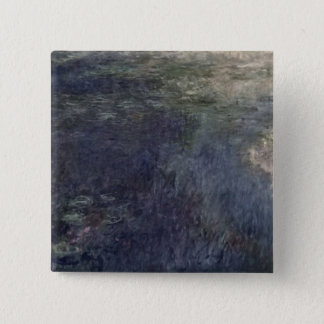 Claude Monet | The Waterlilies The Clouds 1914-18 Pinback Button