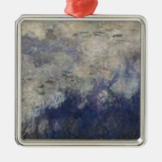 Claude Monet | The Waterlilies The Clouds 1915-26 Metal Ornament