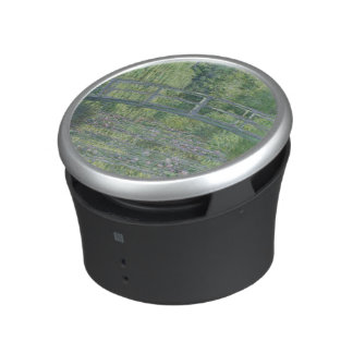 Claude Monet | The Waterlily Pond: Green Harmony Bluetooth Speaker