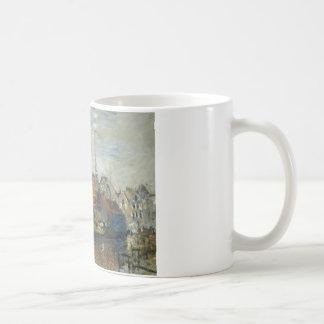 Claude Monet - The Windmill on the Onbekende Coffee Mug