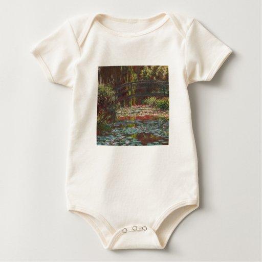 Claude Monet Trajes De Bebé
