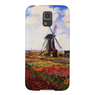 Claude Monet-Tulips Fields Galaxy S5 Cover