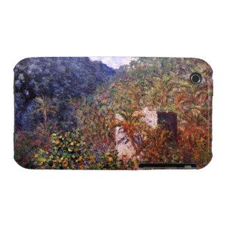Claude Monet: Valle de Sasso iPhone 3 Cárcasa