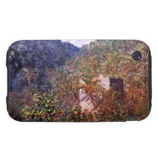 Claude Monet: Valle de Sasso Tough iPhone 3 Protector