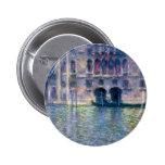 Claude Monet Venecia Pins
