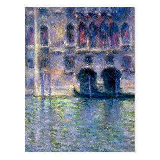 Claude Monet Venecia Postales