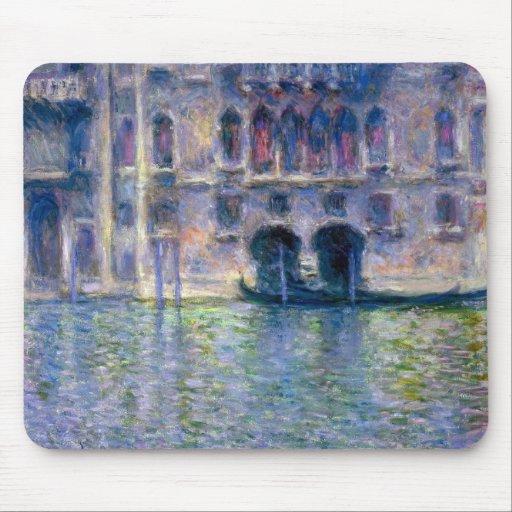 Claude Monet Venice Mousepads
