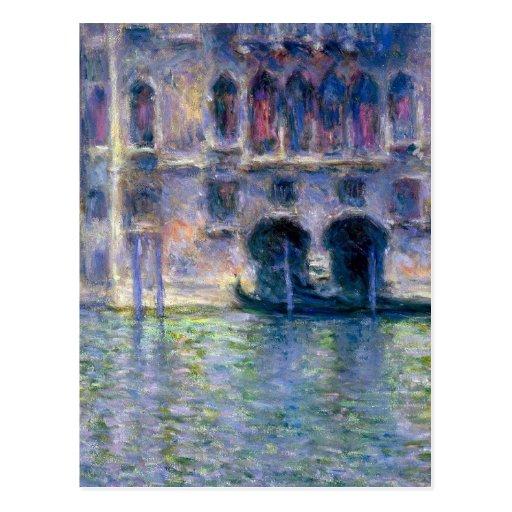 Claude Monet Venice Post Cards
