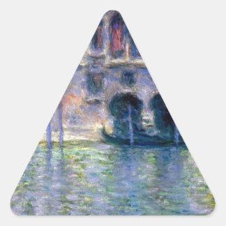 Claude Monet Venice Sticker