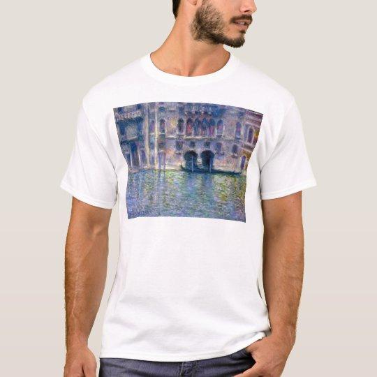 Claude Monet Venice T-Shirt