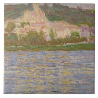 Claude Monet - Vétheuil Ceramic Tile